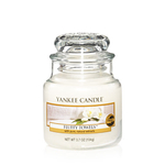 Fluffy Towels Yankee Candle Small Jar 104g
