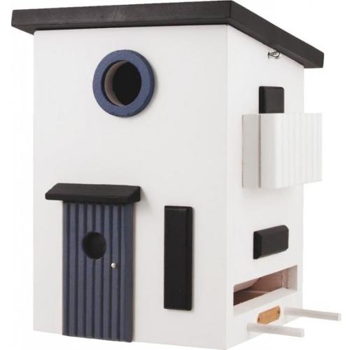 multiholk vogelhaus bauhaus plus gartendekoration online shop. Black Bedroom Furniture Sets. Home Design Ideas
