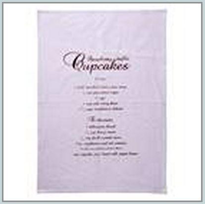 geschirrtuch cupcake von bloomingville casa rosa online shop. Black Bedroom Furniture Sets. Home Design Ideas