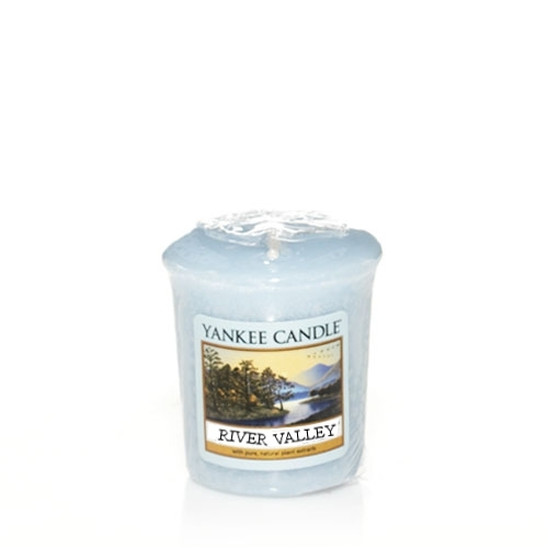 river valley yankee candle sampler 49g duftkerze votive billig. Black Bedroom Furniture Sets. Home Design Ideas