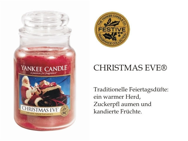 christmas eve yankee candle glas klein 104g duftkerze billig shop. Black Bedroom Furniture Sets. Home Design Ideas