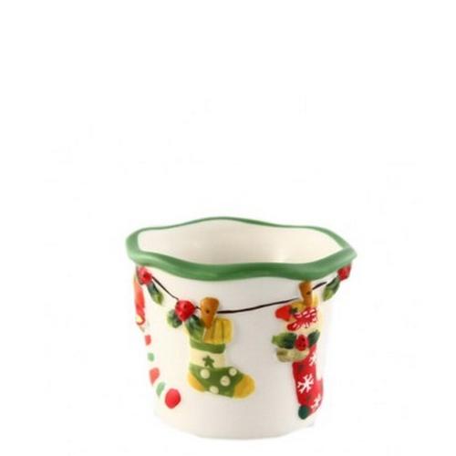 Candle Stocking Holder 48